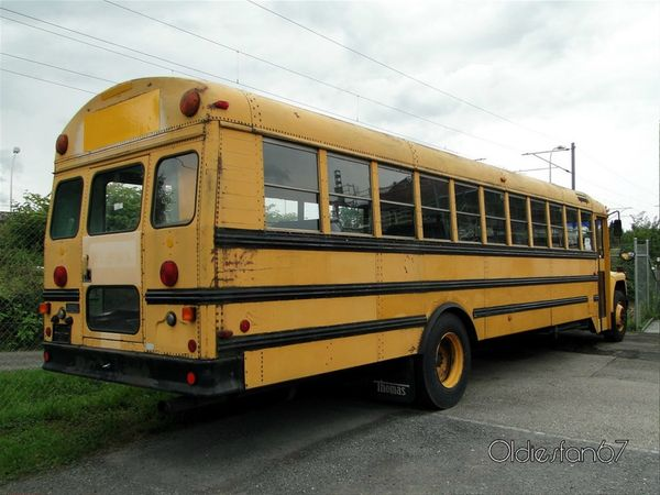 international s1800 school bus 1980 1986 b