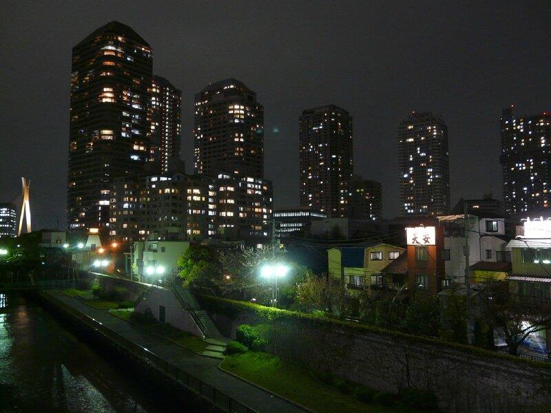 Canalblog Tokyo Tsukishima Night12