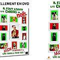 Concours: il faut sauver les chiens de noël : 5 dvd à gagner!!
