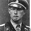 Obersturmbannfürer christian tychsen. ss-panzer regiment 2/ss-pzdiv