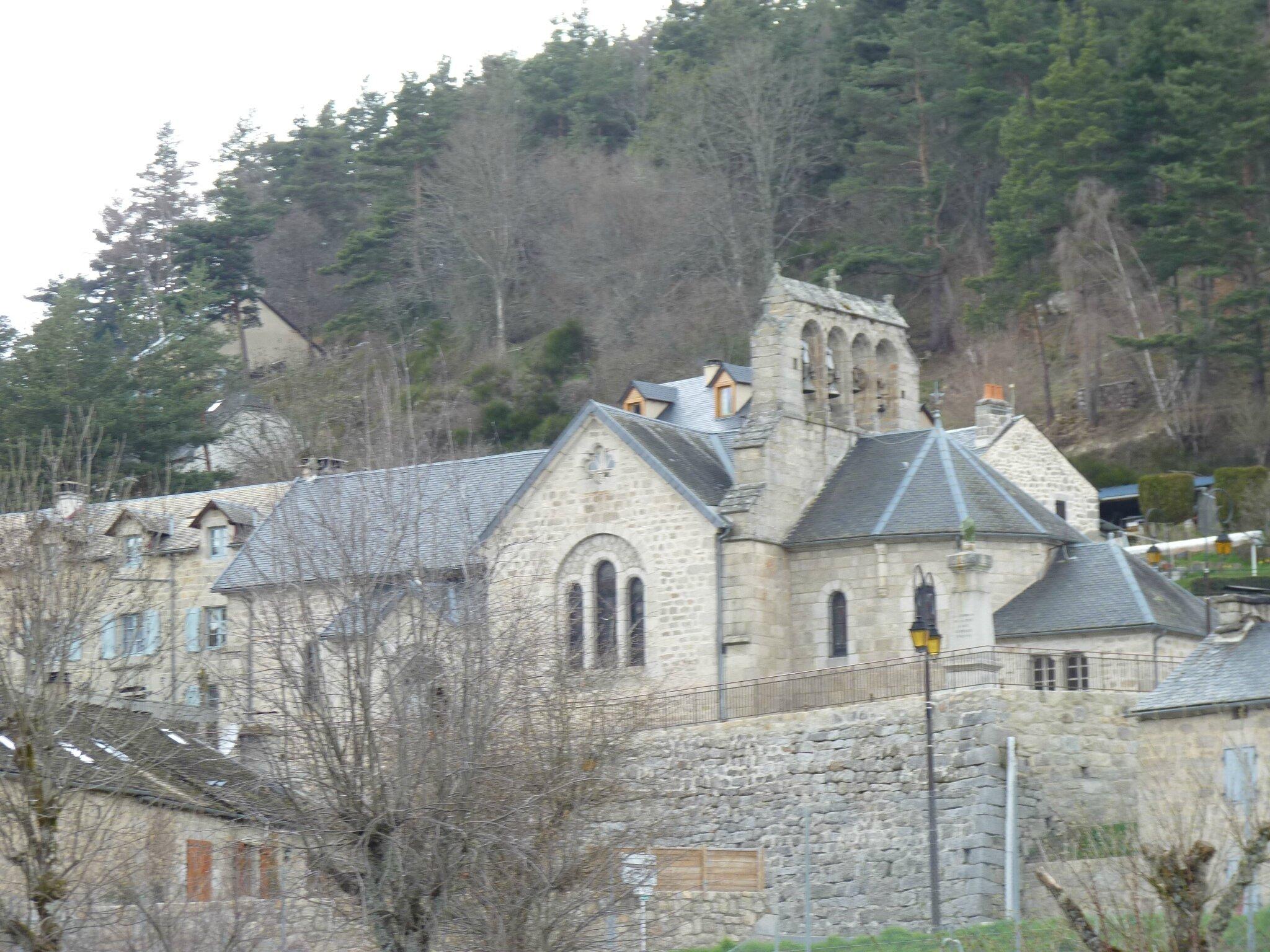 Un petit coin de Cantal ...