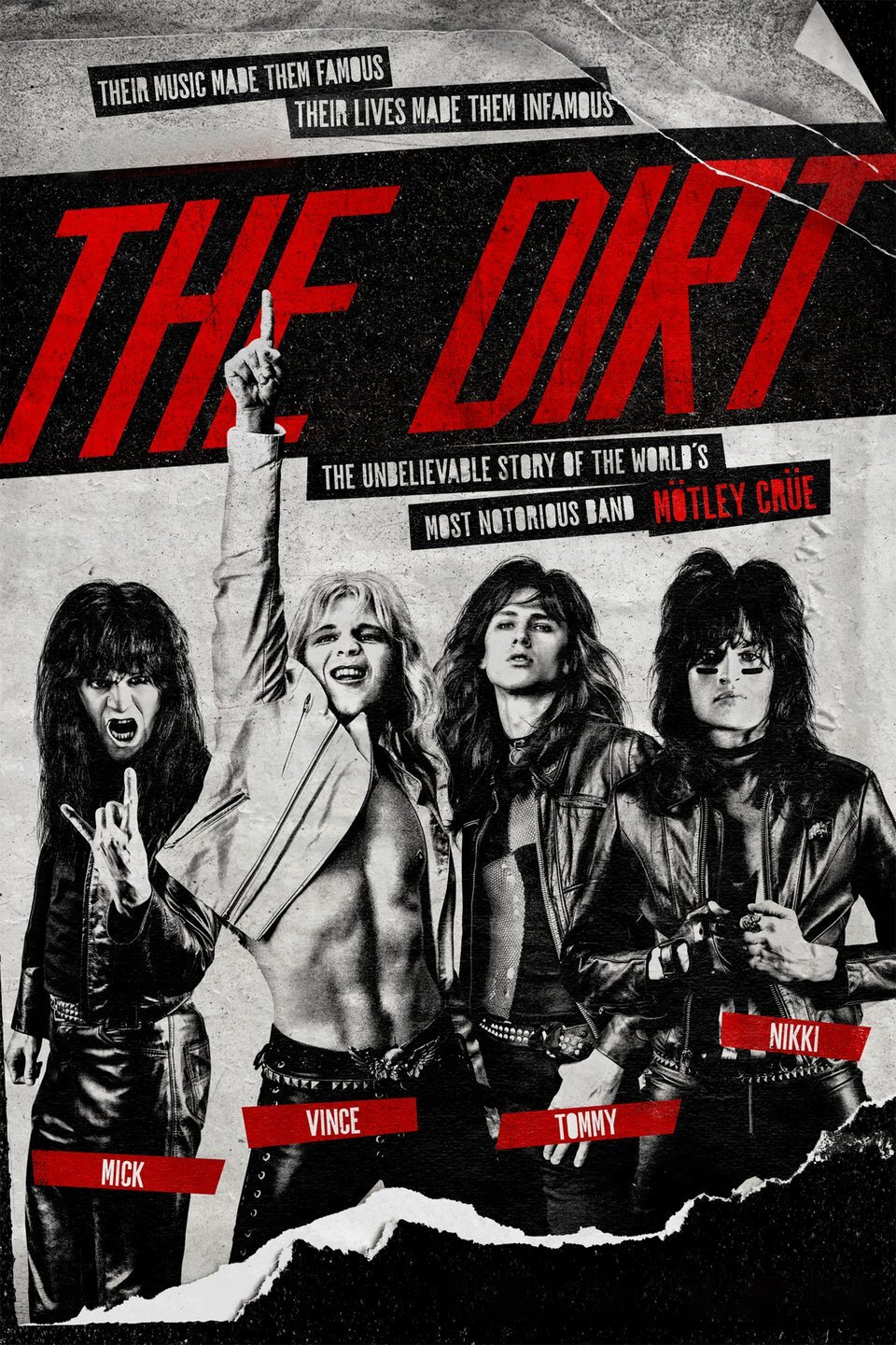 THE DIRT - de Jeff Tremaine