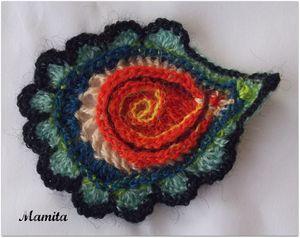 paisley spirale