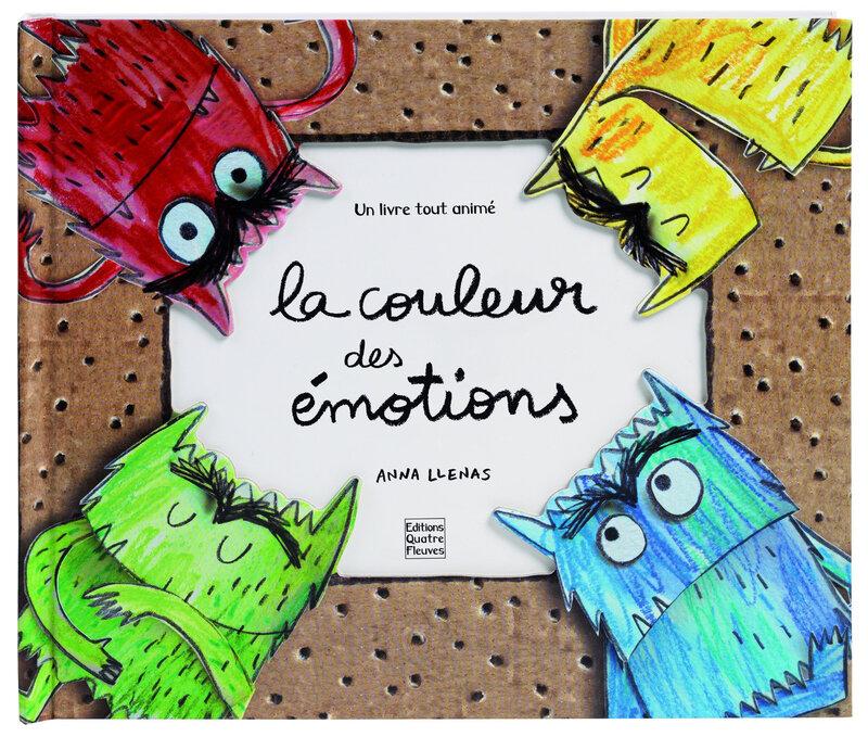 la couleur des émotions livre
