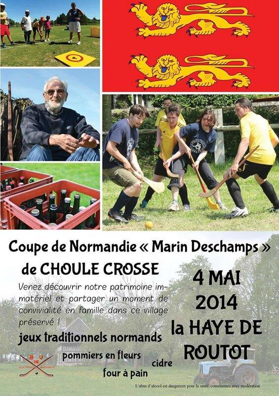 choule cross 2014