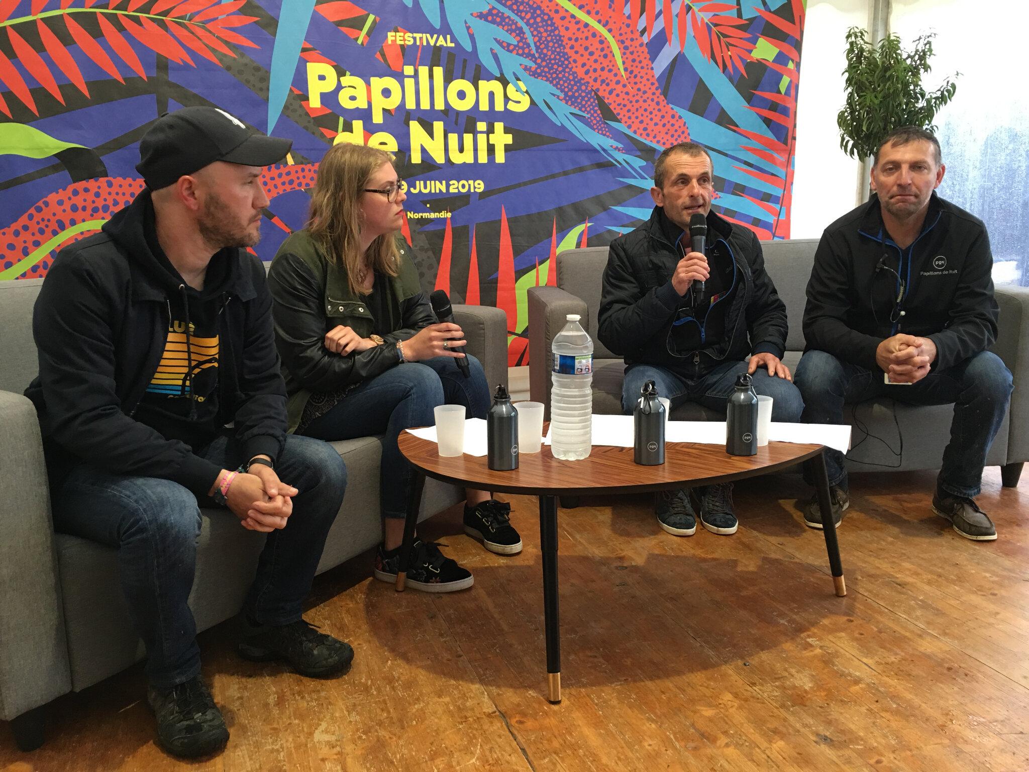 festival Papillons de nuit 2019 • bilan et focus sur le concert d'Adrien Legrand et les choeurs de Parisy