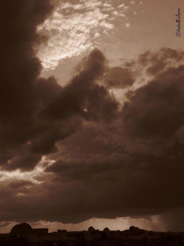 le ciel du 06 05 2014 a