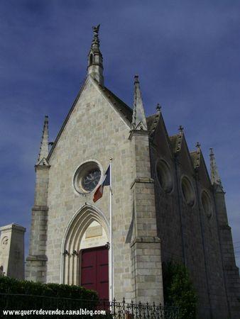 Chapelle de Charette