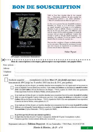 Histoire & Histoires 0821