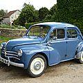 4 CV bleue