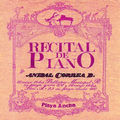 Recital de Piano: Anibal Correa Blanco.