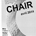CHAIR, exposition collective