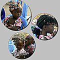 Petits enfants d'afrique