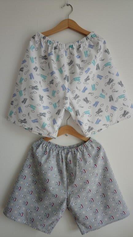 Pyjamas Avions Poissons 1