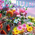 12 JUIN