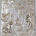 The adoration of the shepherds, paulus willemsz. van vianen, 1607