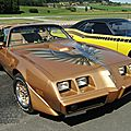Pontiac firebird trans am 6.6 coupe 1979-1981
