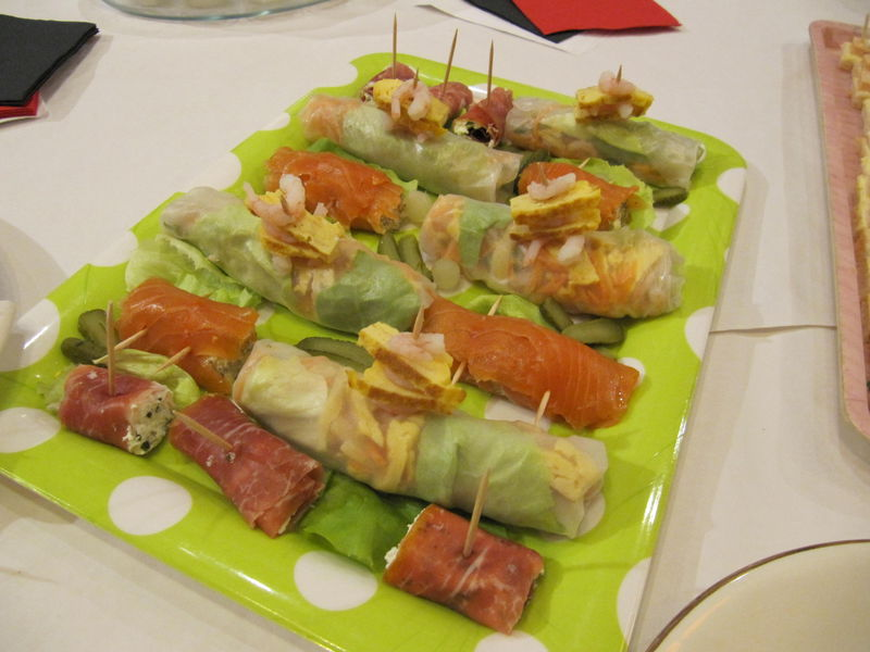 buffet de l'expo de boyard 007