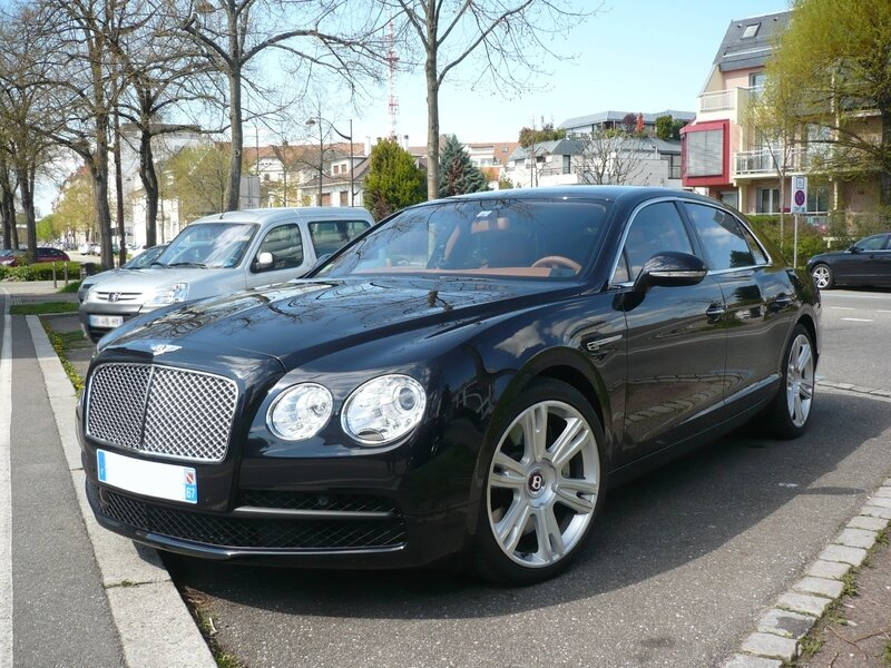 BENTLEY Flying Spur Strasbourg (1)