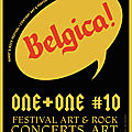 BELGICA #10 ONE+ONE