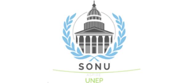 LOgo SONU UNEP pour le blog