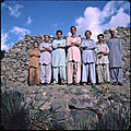 Thierry Gauvrit - Inde 1977 Afghanistan 1984
