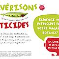 Du 20 au 30 mars : semaine pour les alternatives aux pesticides / l'opération botanic®