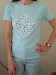 t-shirt-et-crochet