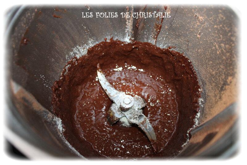 Tarte brownie 7