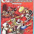 D&d oldschool : les héros de citadel