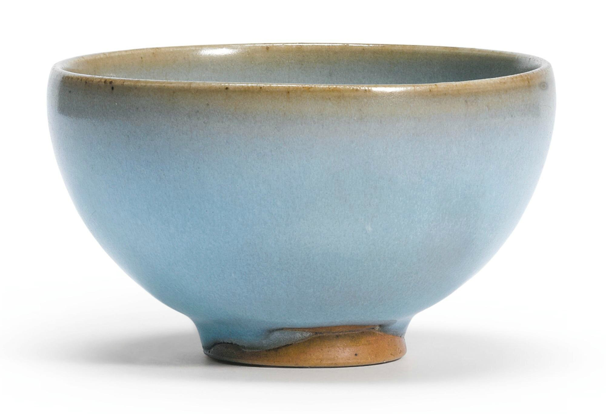 A lavender-blue 'Jun' bowl, Southern Song Dynasty