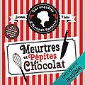 Meurtres et pépites de chocolat (les enquêtes d'hannah swensen #1), de joanne fluke
