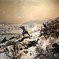De Neuville, combat de Chenebier (1884)