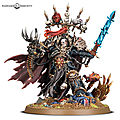 Warhammer 40k - abaddon is back !