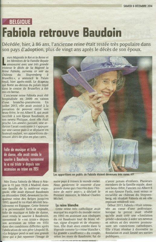 Décès de la reine Fabiola [800x600]