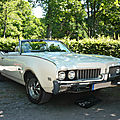 OLDSMOBILE Cutlass 2door convertible 1969 Karlsruhe (1)