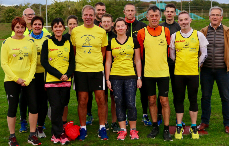RUNNING-TRAIL CSCVH 2019 groupe