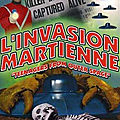 L'invasion martienne - teenagers from outer space (emincé de homard extraterrestre)