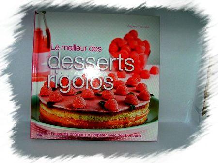 Les desserts rigolos