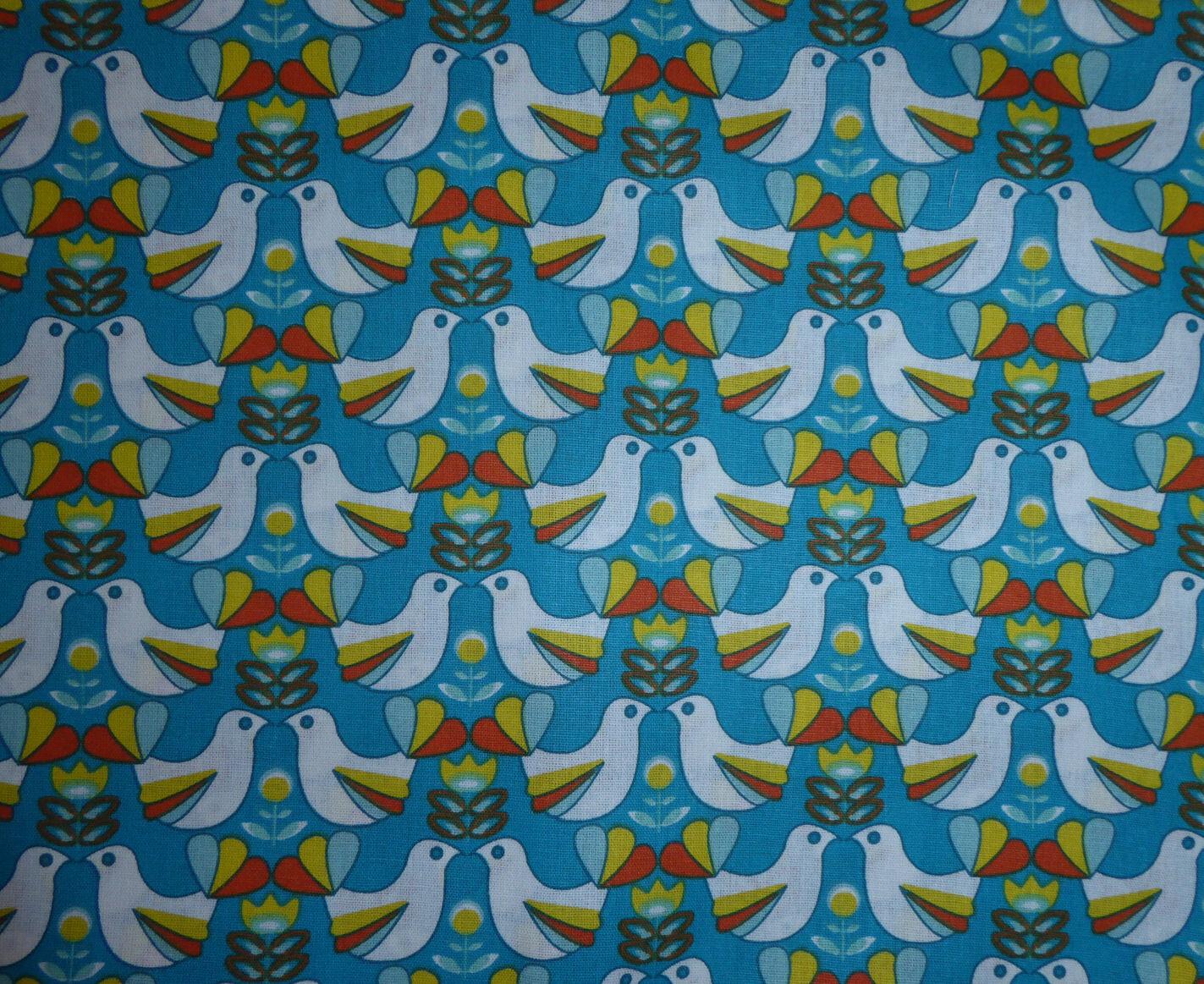 540 - Les oiseaux en retro