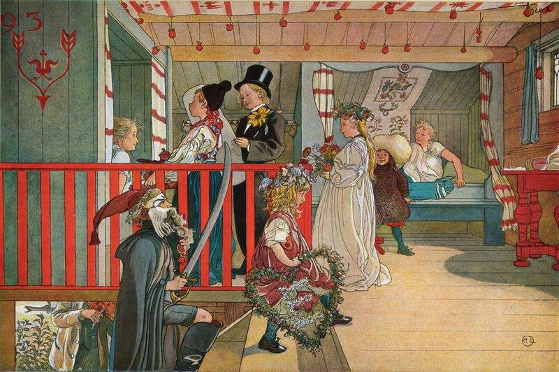 Midsommar_Carl_Larsson_1898