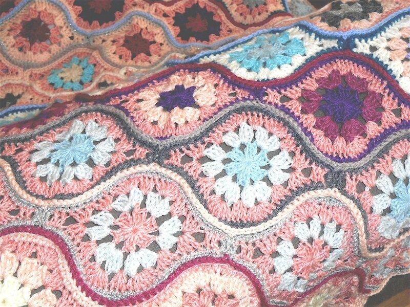 Mystical lantern blanket 1f