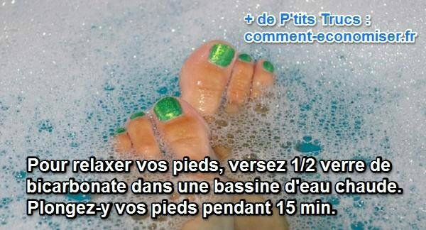 bicarbonate-pieds-relaxation