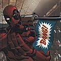 Panini marvel : deadpool