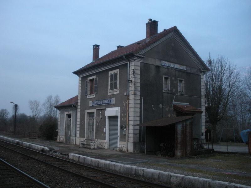 Le Cheylas - La Buissière (Isère)