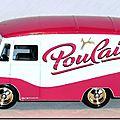 Altaya Corgi 41 Morris Van Poulain A 4