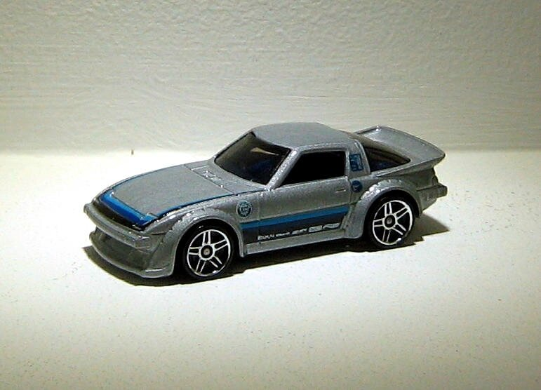 Mazda RX-7 (TH)(Hotwheels 2013)