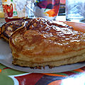 Pancakes ultra moelleux - by claire -