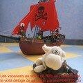 Riri et les pirates