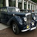 Bentley mark vi saloon-1951